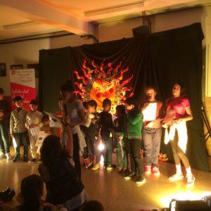 Día de la Infancia en la Ludoteca de Zamora.