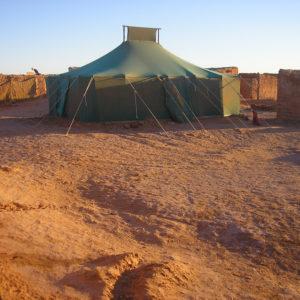 POLISARIO_refugee_camp_-_Western_Sahara